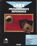 Unix Programmer's Reference