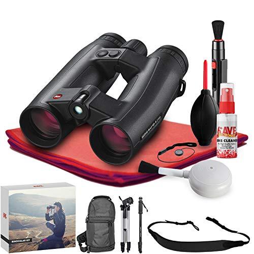 Find Discount Leica 8x42 Geovid HD-R 2700 Rangefinder Binocular (Black) - Exclusive Outdoors Binocul...