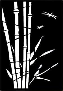 WALLCENTRE ART BEYOND IMAGINATION Metal Bamboo Tree Design Wall Art - Hanging Showpiece for Living Room, Decorative Walls...