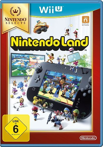 U- - Nintendo Land (Selects) /