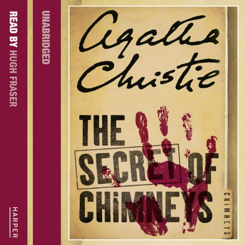 The Secret of Chimneys audiobook cover art