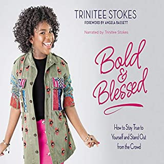 Bold and Blessed audiobook cover art