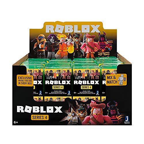 Toy Partner-Roblox Juguete,Figura, Multicolor (ROG0101) Serie 4