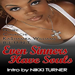 Even Sinners Have Souls audiobook cover art