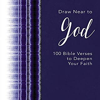 Draw Near to God audiobook cover art