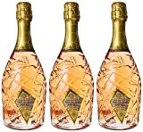 Astoria Moscato Rose'Fashion Victim'Spumante - 3 bottiglie da 750 ml