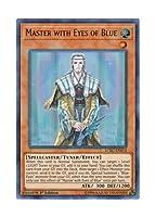 遊戯王 英語版 LCKC-EN014 Master with Eyes of Blue 青き眼の祭司 (ウルトラレア) 1st Edition