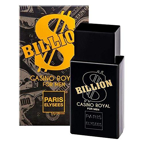 PERFUMES IMPORTADO BILLION CASSINO ROYAL