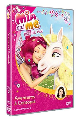 Mia and Me-Saison 1, Vol. 2 : Aventures à Centropia