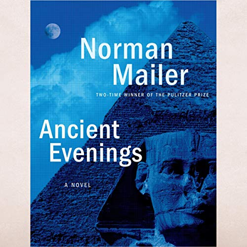 Ancient Evenings audiobook cover art
