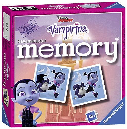 Ravensburger 21431 Disney Vampirina Mini juego de memoria