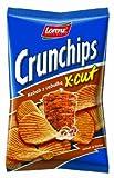 Lorenz Xcut Crunchips Kebab 150 g Pack de 8