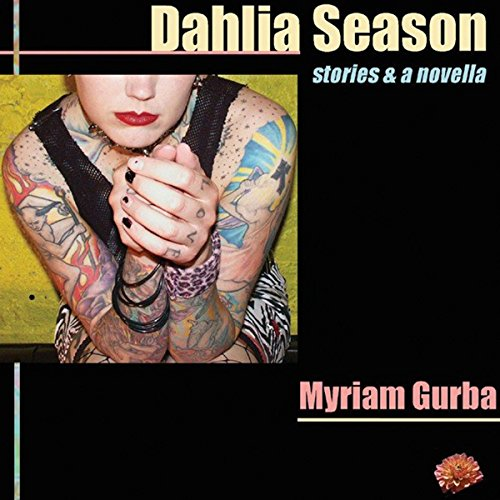 Dahlia Season audiobook cover art