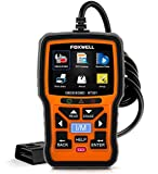 FOXWELL NT301 OBD2 Scanner Professional Mechanic OBDII Diagnostic Code...