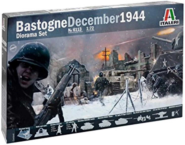 Carson 510006113  1 72 Battle of Bastone, Figuren