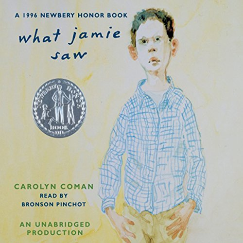 What Jamie Saw audiobook cover art