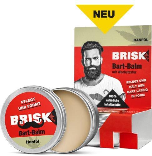 BRISK Bart Balm 40 g
