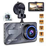 Best Car Camcorders - Dash Cam, 4 Inch Car Camera-Car Camcorder Super Review
