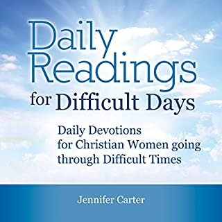 Daily Readings for Difficult Days cover art