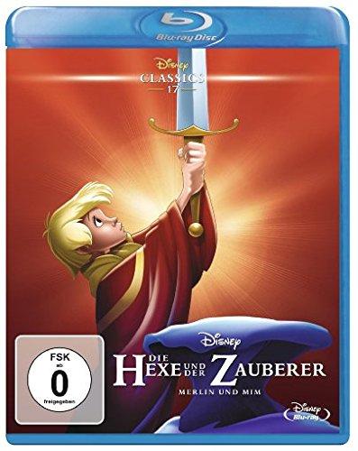 Die Hexe und der Zauberer - Disney Classics [Blu-ray]