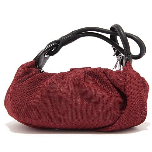 Geox 1448T borsa donna pochette small bag RESPIRA bordeaux bag woman [TAGLIA UNICA ]
