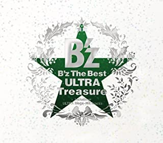 "B'z The Best""ULTRA Treasure""Winter Giftパッケージ"
