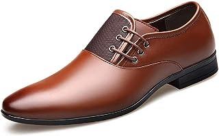 [hitstar] メンズ ビジネスシューズ 防滑 通気性 通勤 フォーマルシューズ メンズ 紳士靴 おしゃれ ウォーキングシューズ