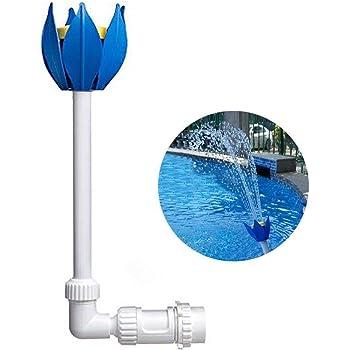 MAXI EISBERG Pool Springbrunnen Fontaine Schwimmbad Modell ELECSA 9402