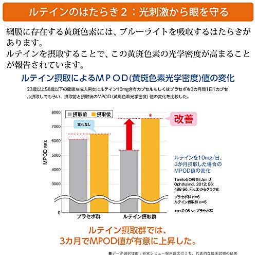 DHC ルテイン 光対策 30日分 機能性表示食品