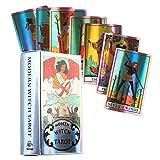 Tarjetas de cubierta de Tarot Moderno Tarjetas de Deck Oracle de Propósito LIFE LEER EL MÍFICO DE LA INDIVINACIÓN DEL DIAVADO PARA FORTUNES