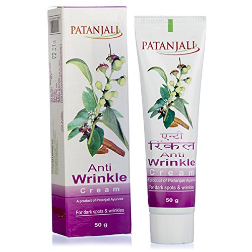 Patanjali Tejus Anti Wrinkle Cream - 50gm by Patanjali