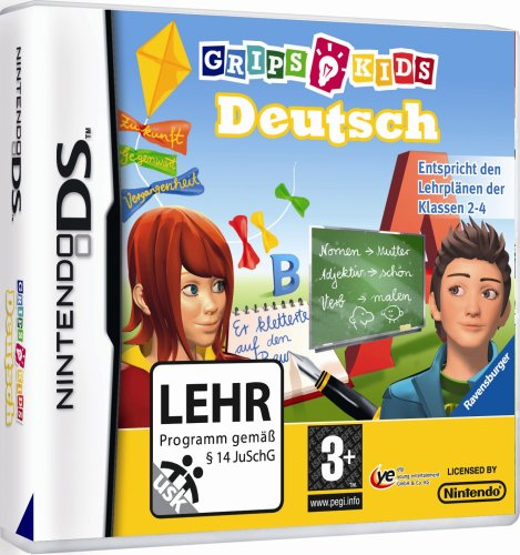 Gripskids Deutsch