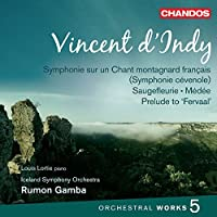 d'Indy: Orchestral Works, Vol. 5 (2013-04-30)