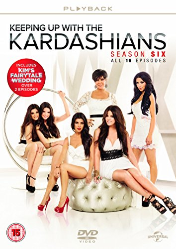 """Keeping Up with the Kardashians - Season 6"" - UK-Import"