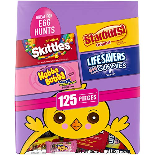 Easter Candy 125-Count Bag Now $9.98