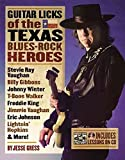 [GUITAR LICKS OF THE TEXAS BLUES-ROCK HEROES] by (Author)Gress, Jesse on May-23-06