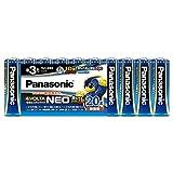 パナソニック エボルタNEO 単3形アルカリ乾電池 20本パック LR6NJ/20SW