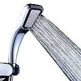 Leyeet Potente 300 agujeros de alta presión cabezal de ducha de ahorro de agua de baño de impulso de ducha de pulverización