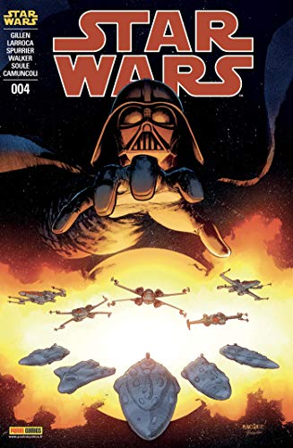 Star Wars n°4 (couverture 1/2)