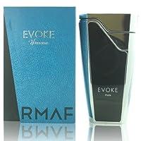 Armaf Evoke Blue by Armaf Eau De Parfum Spray 2.7 oz / 80 ml (Men)