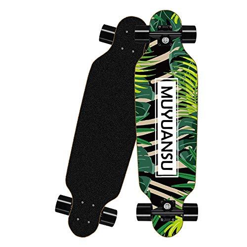 ZSM Skateboarden ist eine Haltung, Skateboard Longboard-Bürste die Straße, Ollie/Shove It/Pop Shove It/Kickflip/Heelflip/Rück Slide/Nose Slide/Boardslide/Rückseite/Regular/Goofy/Faki
