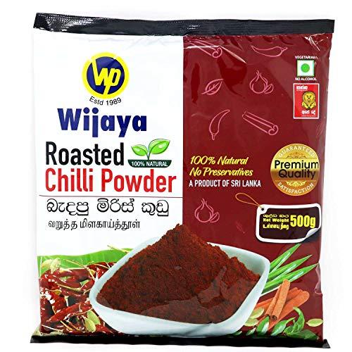 Wijaya Roasted Chili Powder 1.1Lbs (500g)