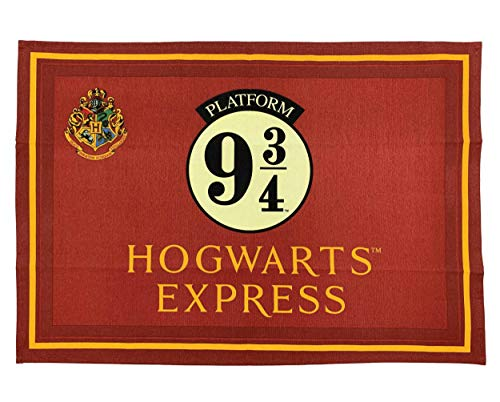 Harry Potter - Plattform Handtuch 9 und 3/4 Hogwarts Express