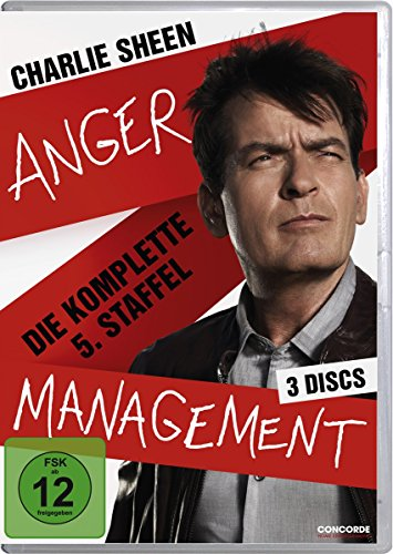 Anger Management - Staffel 5 (3 DVDs)