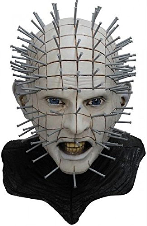 Erwachsene Deluxe Hellraiser Pinhead Maske