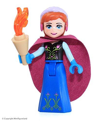 LEGO Disney Princess: Frozen MiniFigure - Anna (w/ Torch)  41062