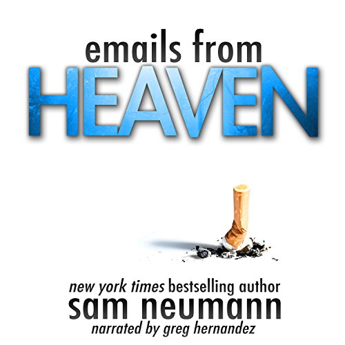 Emails from Heaven audiobook cover art