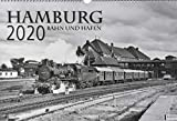 Hamburg Bahn und Hafen 2020: Kalender 2020 - VG Bahn
