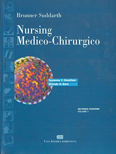Brunner & Suddarth. Nursing medico-chirurgico: 1