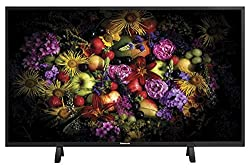 Panasonic 108 cm (43 Inches) 4K UHD LED Smart TV TH-43FX600D (Black) (2018 model)